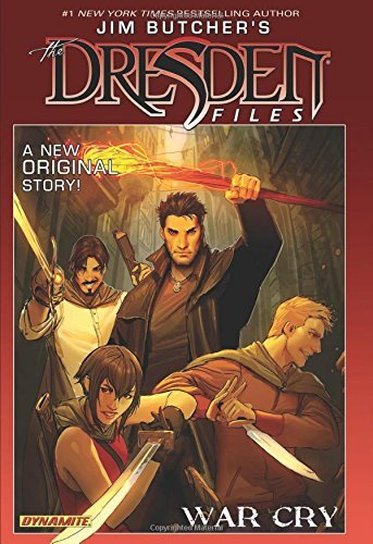 Jim Butcher Jim Butcher's Dresden Files War Cry