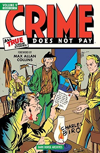 Various Crime Does Not Pay Archives Volume 9