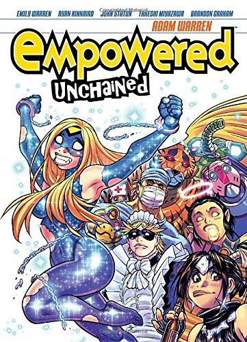 Adam Warren Empowered Unchained Volume 1