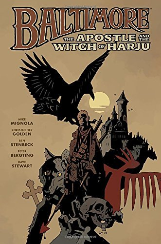 Mike Mignola Baltimore Volume 5 The Apostle And The Witch Or Harju