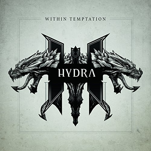 Within Temptation Hydra Media Book Tour Edition