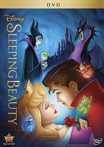 Sleeping Beauty Disney DVD Diamond Edition G