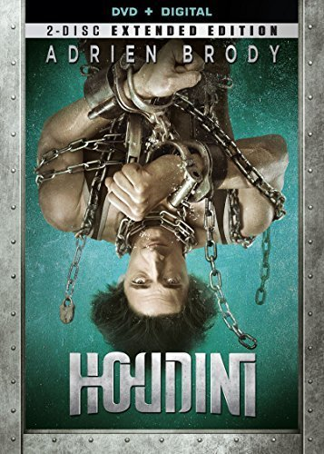 Houdini Brody Connolly Jones DVD
