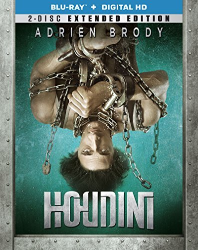 Houdini Brody Connolly Jones Blu Ray