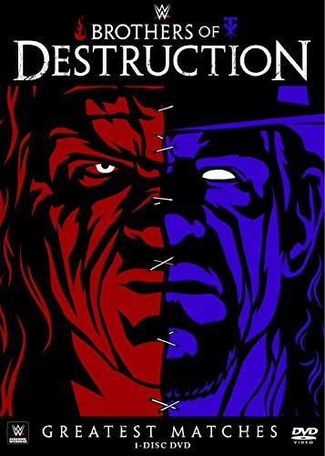 Wwe Brothers Of Destruction DVD