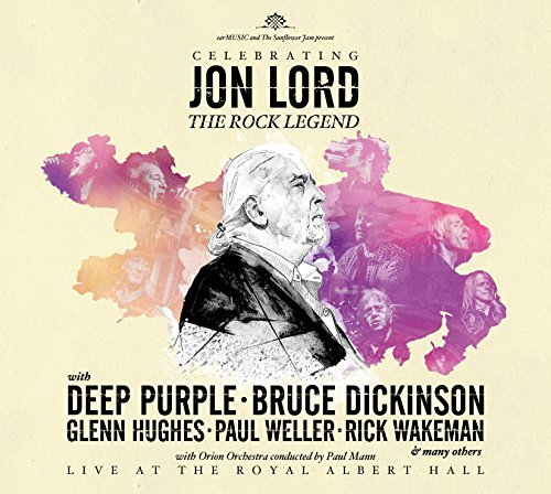 Jon Lord Deep Purple Celebrating Jon Lord The Rock Legend