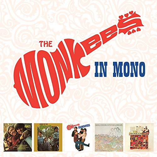 Monkees Monkees In Mono 5 Lp