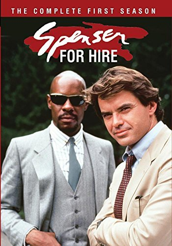 Spenser For Hire Season 1 Made On Demand Complete Season 1