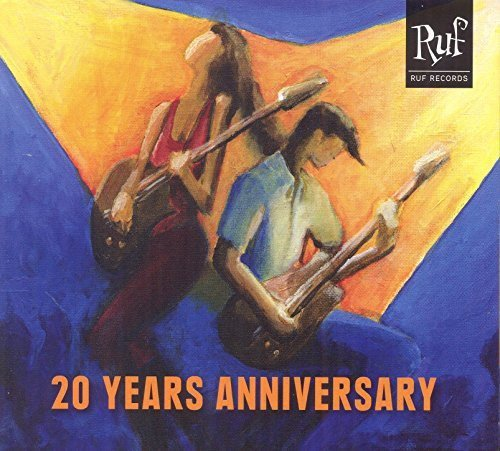 Ruf Records 20 Years Anniversa Ruf Records 20 Years Anniversa 2 CD