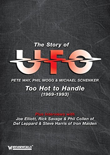 Ufo Story Of Ufo Too Hot To Handl