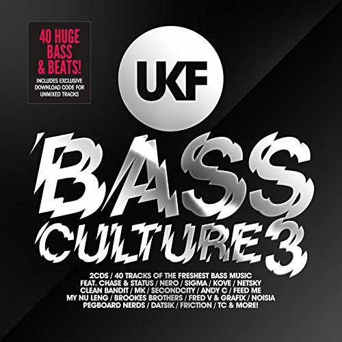 Various Artist Ukf Bass Culture 3