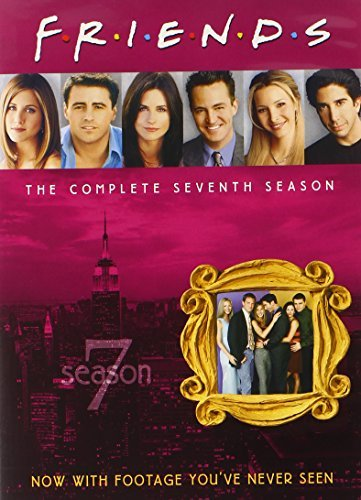 Friends Season 7 DVD
