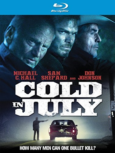 Cold In July Hall Shepherd Johnson Blu Ray R