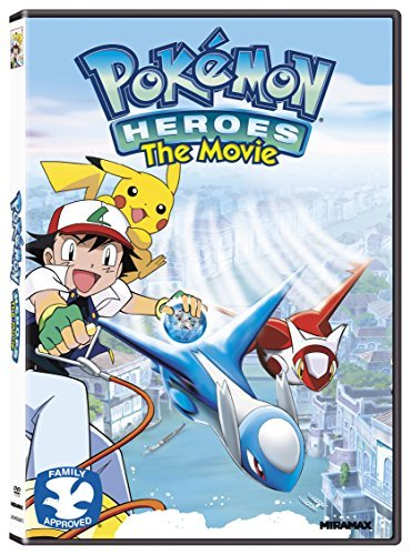 Pokemon Heroes Pokemon Heroes DVD