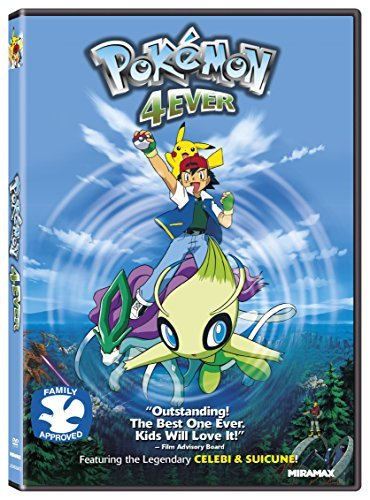 Pokemon Pokemon 4 Ever DVD