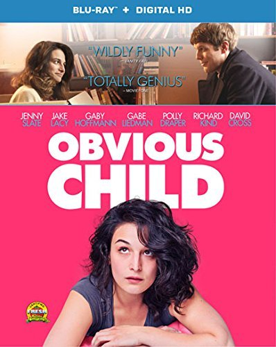 Obvious Child Slate Lacy Hoffman Blu Ray R