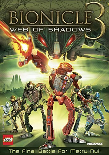 Bionicle 3 Web Of Shadows Bionicle 3 Web Of Shadows