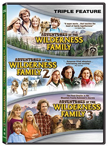 Adventures Of The Wilderness Family Triple Feature DVD G