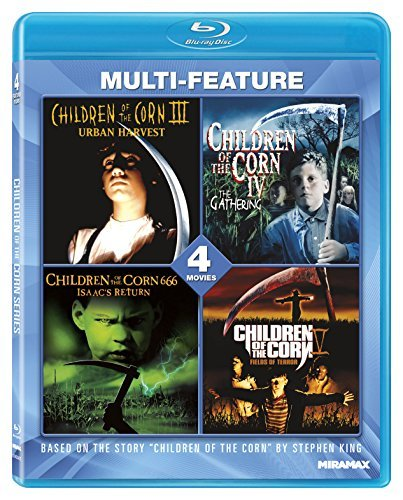 Children Of The Corn Collection 3 6 Blu Ray R