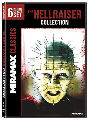 Hellraiser Collection DVD R