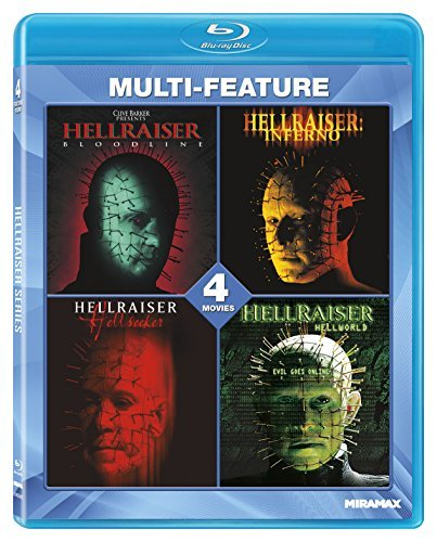 Hellraiser Collection DVD