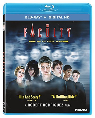 Faculty Hartnett Hayek Janssen Blu Ray R