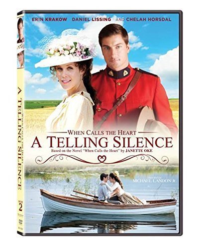 When Calls The Heart A Telling Silence When Calls The Heart A Telling Silence DVD Nr