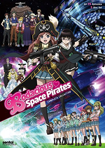 Bodacious Space Pirates Compl Bodacious Space Pirates Compl