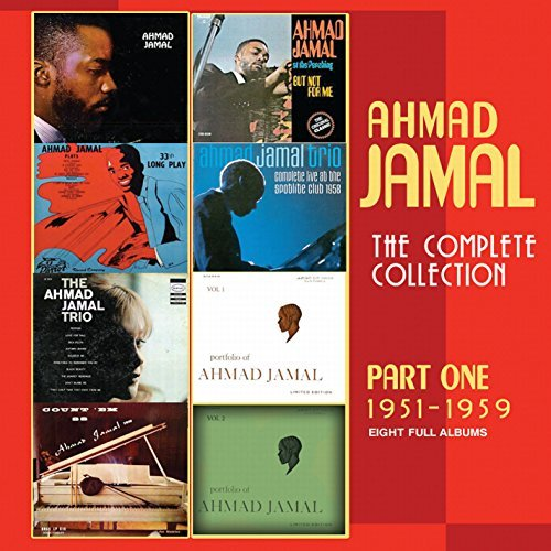 Ahmad Jamal Complete Collection 1951 1959