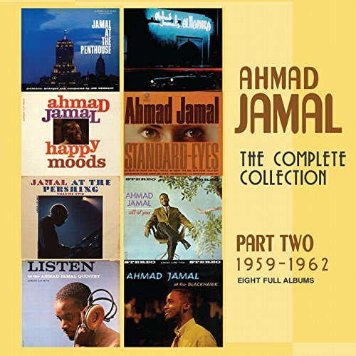 Ahmad Jamal Complete Collection 1959 1962