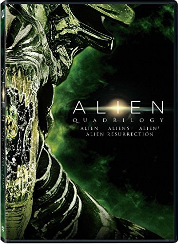 Alien Quadrilogy Alien Quadrilogy DVD R