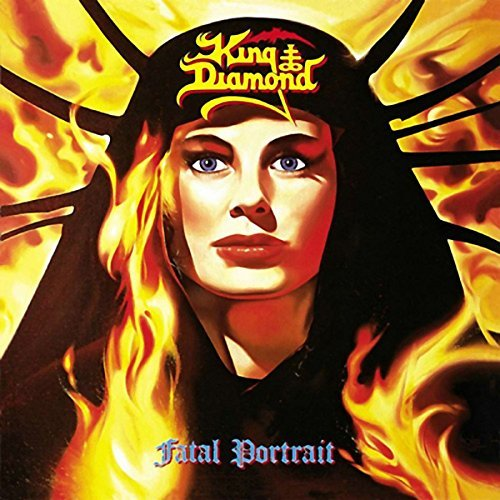 King Diamond Fatal Portrait
