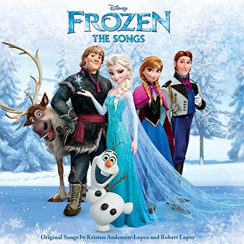 Frozen The Songs Soundtrack