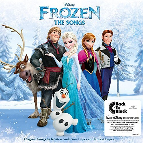 Frozen The Songs