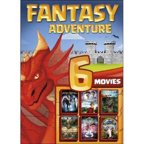 6 Movie Fantasy Adventure 6 Movie Fantasy Adventure