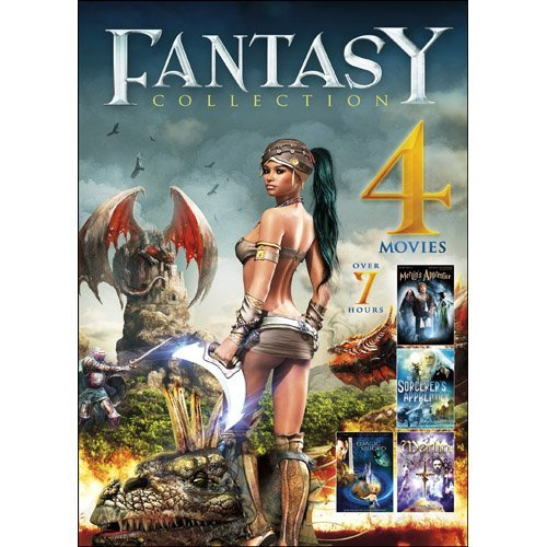 4 Movie Fantasy Collection 4 Movie Fantasy Collection