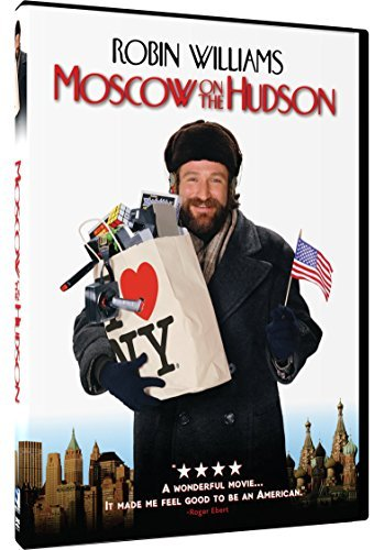 Moscow On The Hudson Williams DVD R
