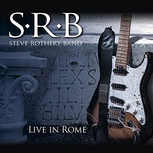 Steve Rothery Live In Rome