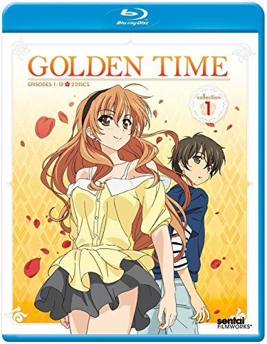 Golden Time Collection 1 Blu Ray