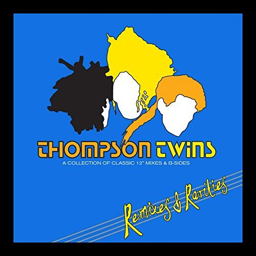 Thompson Twins Remixes & Rarities Collection Import Gbr
