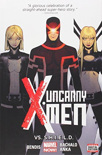 Marvel Comics Uncanny X Men Volume 4 Vs. S.H.I.E.L.D. (marvel Now)