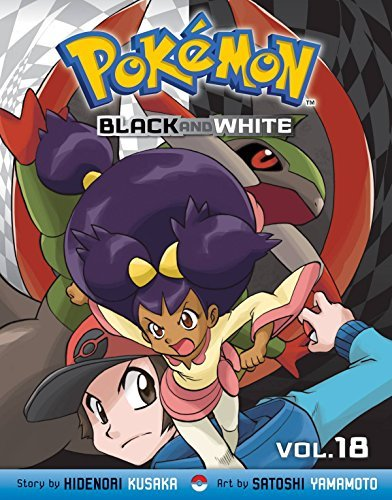 Hidenori Kusaka Pokemon Black And White Volume 18