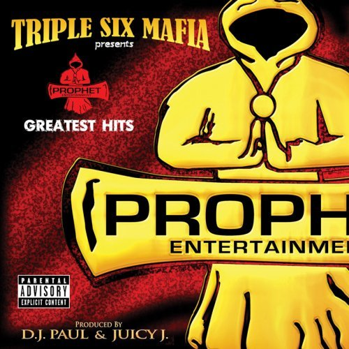 Three 6 Mafia Prophet's Greatest Hits Explicit Version 2 CD Set