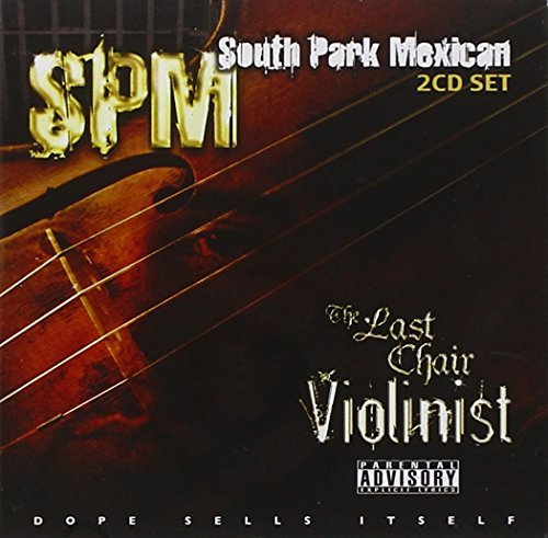 Spm Last Chair Violinist Explicit Version 2 CD Set