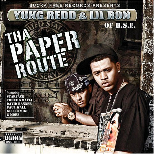 Yung Red & Lil Ron Paper Route Explicit Version