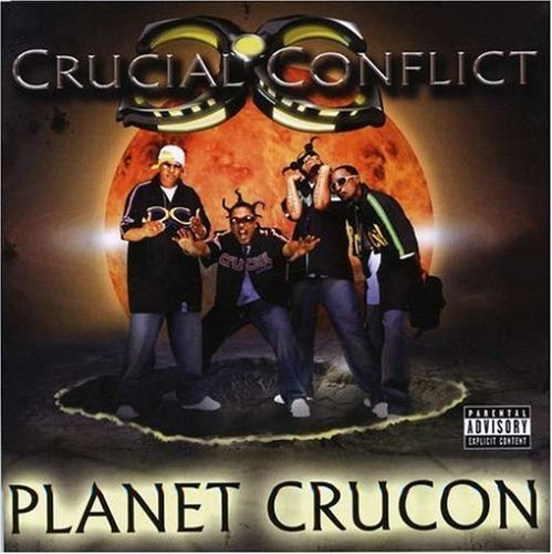 Crucial Conflict Planet Crucon Explicit Version