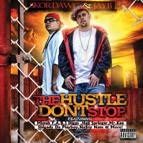 Skor Dawg & Jay B Hustle Don't Stop Explicit Version