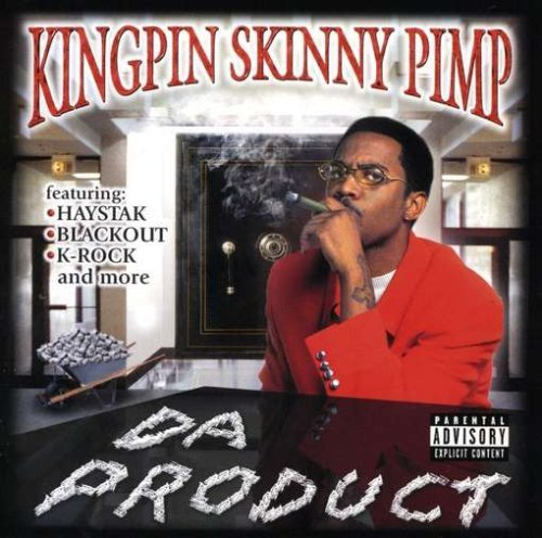 Kingpin Skinny Pimp Pt. 1 Da Product Explicit Version