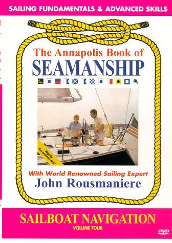 Annapolis Book Of Seamanship Sailboat Navigation Clr Nr