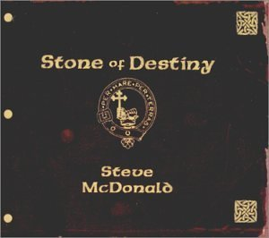 Mcdonald Steve Stone Of Destiny